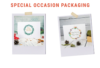 Special Occasion Packaging!