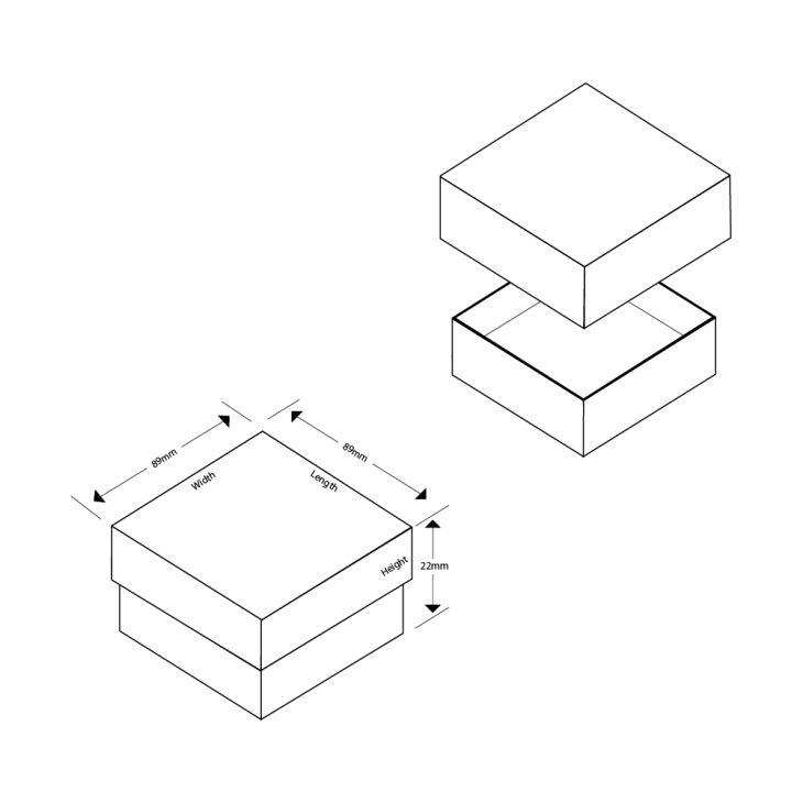 Bluebell Bracelet/Necklace Box