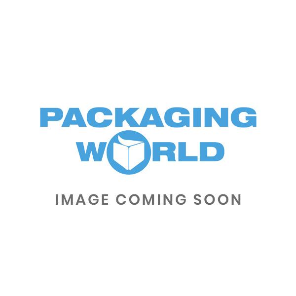 12 Plain Organza Pouches 100x120mm