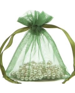 24 Large Premium Organza Gift Pouch (Clearance)