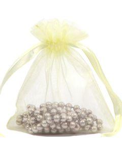 48 X-Small Premium Organza Gift Pouch
